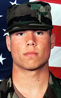 Army Spc. Gregory L. Tull