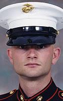 Marine Staff Sgt. Abraham G. Twitchell