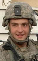 Army Sgt. Joseph M. Vanek