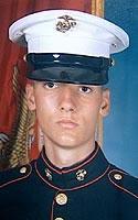 Marine Lance Cpl. Michael B. Wafford