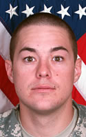 Army Pfc. Rowan D. Walter