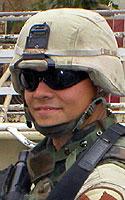 Army Spc. Michael S. Weger