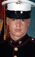 Marine Lance Cpl. Phillip G. West