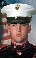 Marine Lance Cpl. Russell P. White