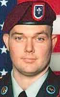 Army Staff Sgt. Robert F. White