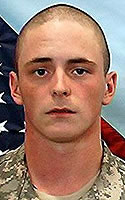 Army Spc. Lee A. Wiegand