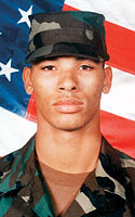 Army Sgt. Eugene  Williams