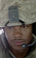 Marine Staff Sgt. Dwayne E. Williams
