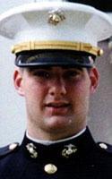 Marine 1st Lt. Ronald  Winchester