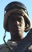 Army Pfc. Curtis L. Wooten III