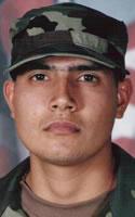 Army Cpl. Jose  Zamora