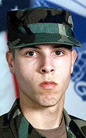Army Pfc. Angelo A. Zawaydeh