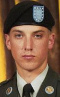Army Pvt. Travis C. Zimmerman